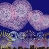大阪天神祭奉納花火が見えるおすすめの場所と穴場!場所取りは何時から?