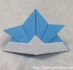 折り紙で手作りかぶと 簡単な折り方で子どもと一緒に楽しもう