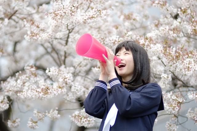 女子高校生の入学式の髪型は?黒髪ロングで可愛いアレンジは?